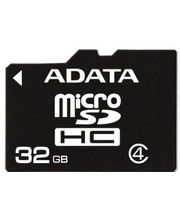 Adata microSDHC 32GB Class 4 paměťová karta + SDHC adaptér