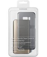 Samsung sada pro Galaxy S8 (externí baterie + ochranný kryt), černý