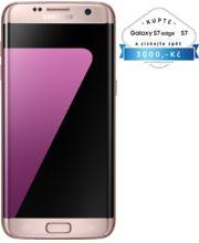 Samsung Galaxy S7 G935 Edge 32GB, růžová