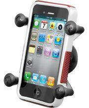 """RAM Mounts X-Grip univerzální držák na mobilní telefon do 5"""" s přípravou pro SB čep, RAM-HOL-UN7U"""