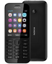 NOKIA 222, černý